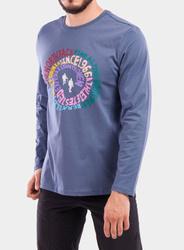 Koszulka The North Face bluzka M L/S Graphic Tee