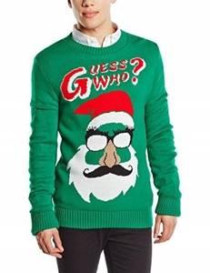 Sweter BELLFIELD BILL męski świąteczny | M