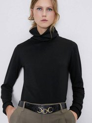 Sweter Zara Touch Top Basic