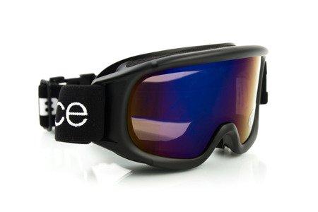 Gogle BLACK CREVICE narciarskie na snowboard