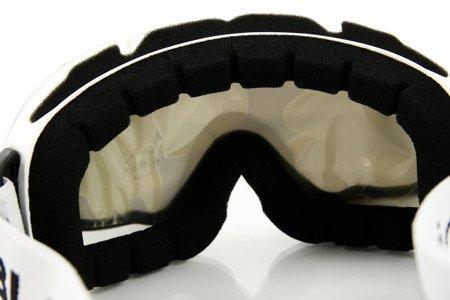 Gogle Black Crevice