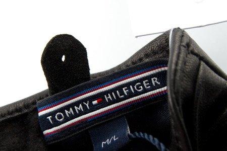 Rękawiczki TOMMY HILFIGER BOWE LATHER GLOVE r. M/L