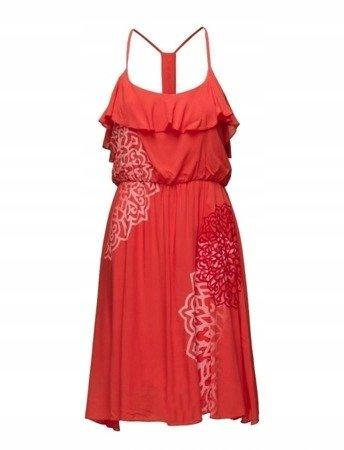 Sukienka DESIGUAL VEST_DALILA r. L
