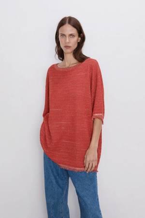 Sweter Zara Shimmer Sweater